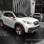 Subaru Viziv Future concept front three quarters right side at Auto China 2016