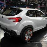 Subaru Viziv Future concept rear three quarters at Auto China 2016