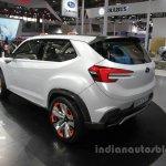 Subaru Viziv Future concept rear three quarters left side at Auto China 2016