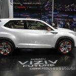 Subaru Viziv Future concept side profile at Auto China 2016