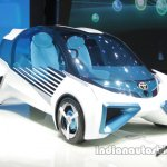 Toyota FCV Plus front three quarters right side at Auto China 2016