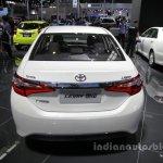 Toyota Levin rear at Auto China 2016
