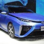 Toyota Mirai front three quarters right side at Auto China 2016