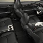 Toyota Prius Prime (PHEV) cabin press image