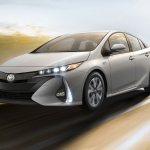 Toyota Prius Prime (PHEV) front press image