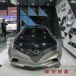 Toyota Ranz RF-EA1 concept front at Auto China 2016