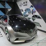 Toyota Ranz RF-EA1 concept front three quarters at Auto China 2016