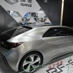 Toyota Ranz RF-EA1 concept rear three quarters at Auto China 2016
