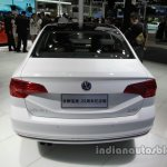 VW Bora 25th Anniversary Edition rear at Auto China 2016