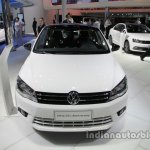 VW Jetta 25th Anniversary Edition front at Auto China 2016