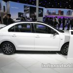 VW Jetta 25th Anniversary Edition side profile at Auto China 2016