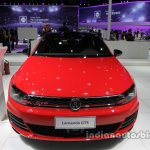 VW Lamando GTS front at Auto China 2016