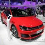 VW Lamando GTS front three quarters at Auto China 2016