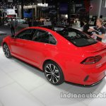 VW Lamando GTS rear three quarters at Auto China 2016