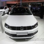 VW Sagitar 25th Anniversary Edition front at Auto China 2016