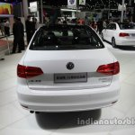 VW Sagitar 25th Anniversary Edition rear at Auto China 2016