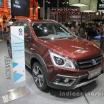 Venucia T70X at Auto China 2016 front three quarters
