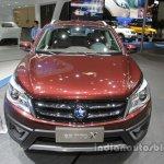 Venucia T70X at Auto China 2016 front