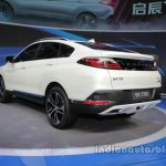 Venucia T90 at Auto China 2016 rear three quarters left side