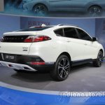 Venucia T90 at Auto China 2016 rear three quarters