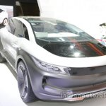 Zhiche Auto concept front three quarters at Auto China 2016