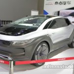 Zhiche Auto concept front three quarters left side at Auto China 2016
