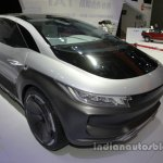 Zhiche Auto concept front three quarters right side at Auto China 2016