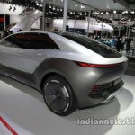 Zhiche Auto concept rear three quarters at Auto China 2016