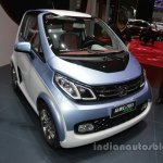 Zotye E200 front three quarters