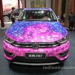 Zotye SR7 Star Edition at Auto China 2016 front