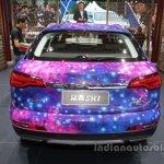 Zotye SR7 Star Edition at Auto China 2016 rear