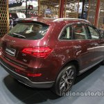 Zotye T600 Sport at Auto China 2016 rear three quarters