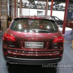 Zotye T600 Sport at Auto China 2016 rear