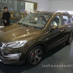 Zotye X5 at Auto China 2016 front three quarters