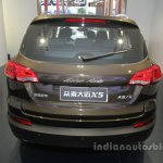 Zotye X5 at Auto China 2016 rear