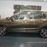 Zotye X5 at Auto China 2016 side profile