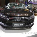 Zotye Z700 at Auto China 2016 front