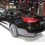 Zotye Z700 at Auto China 2016 rear three quarters