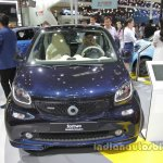 smart BRABUS fortwo front at Auto China 2016