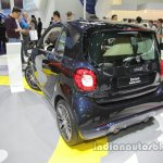 smart BRABUS fortwo rear three quarters at Auto China 2016
