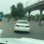 2016 Honda Accord spied in India