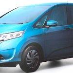 2016 Honda Freed mini MPV fully revealed