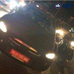 2016 Hyundai Elantra front spied in Chennai
