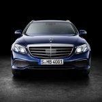 2016 Mercedes E-Class Estate front studio image