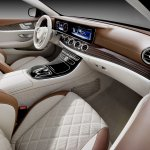 2016 Mercedes E-Class Estate interior dashboard