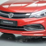 2016 Proton Perdana front end launched in Malaysia