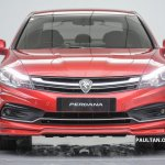 2016 Proton Perdana front launched in Malaysia