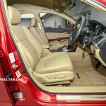 2016 Proton Perdana front seats launched in Malaysia