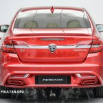 2016 Proton Perdana rear launched in Malaysia