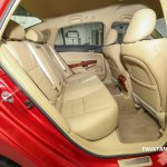 2016 Proton Perdana rear seats launched in Malaysia